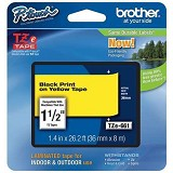 BROTHER Kertas Label [TZe-661] - Pita & Label Printer Brother